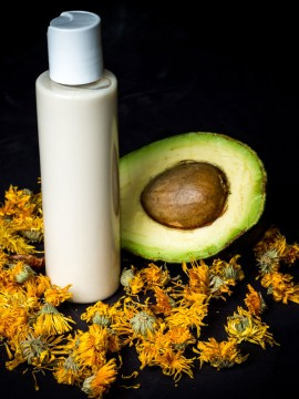 Natural moisturizing lotion