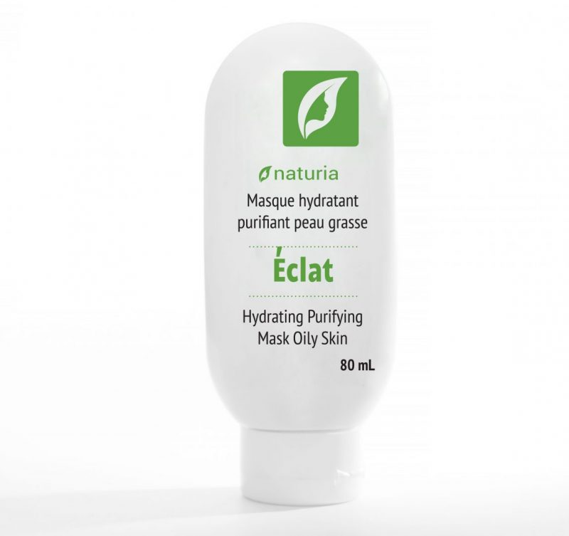 Eclat - natural Hydrating Mask